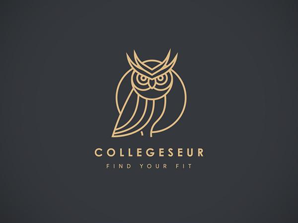 Owl Logo Design by rifalfahrudin