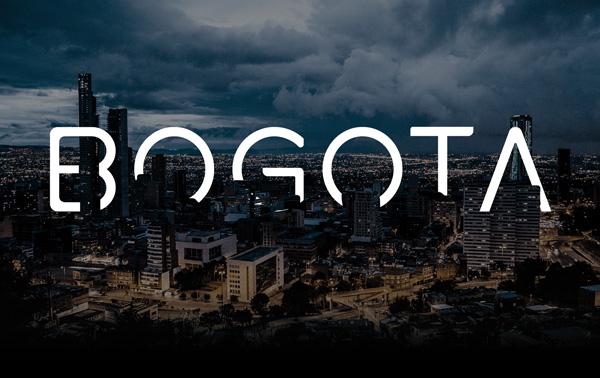Bogota Free Font