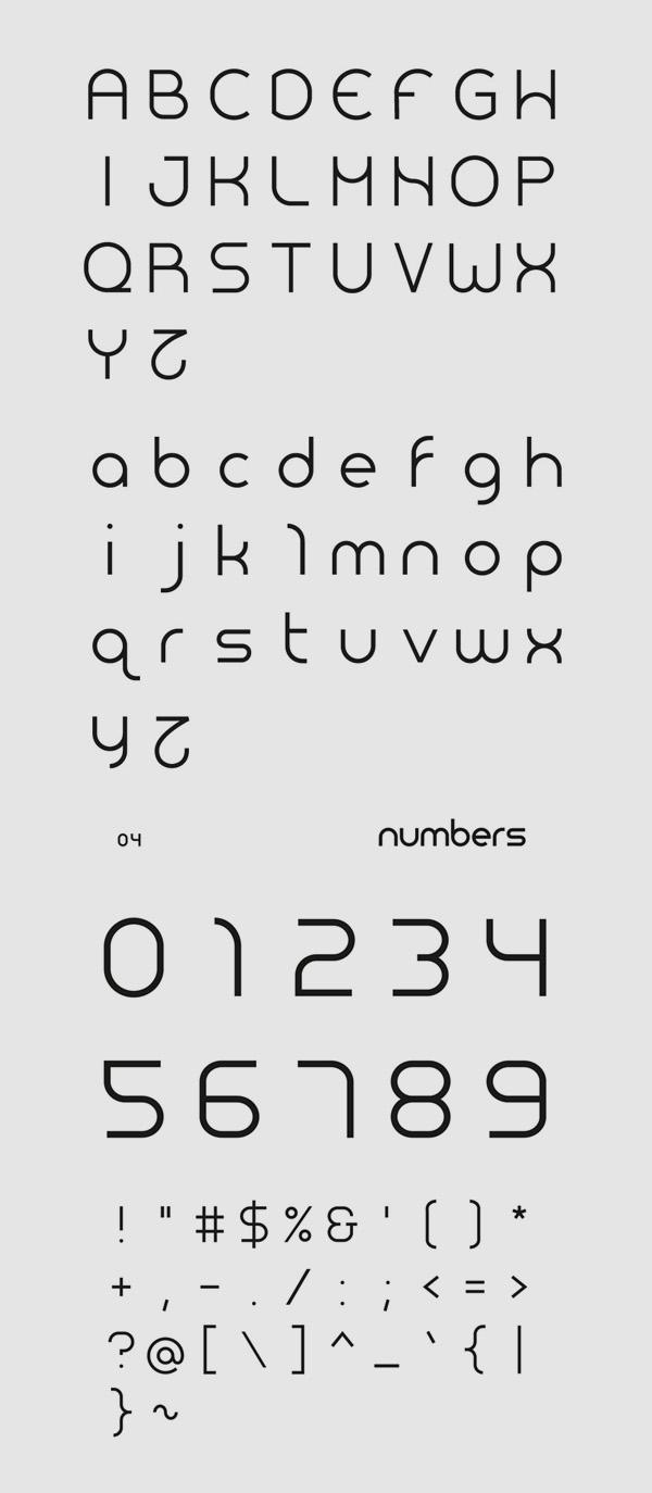 Oddball Typeface Free Font
