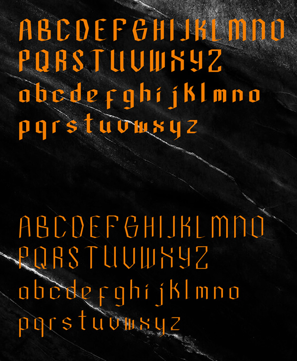 Unknown Free Font