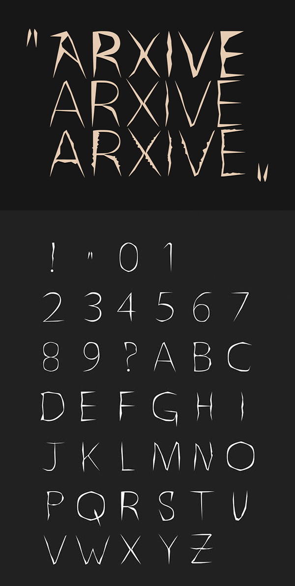 ARXI Free Font