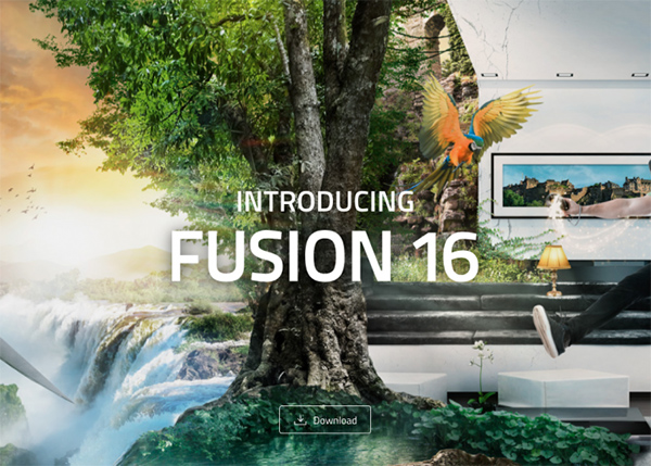 Fusion 16 Alternatives to Adobe After Effects