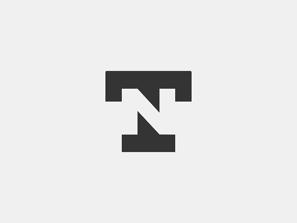 Negative Space Logo Design For Inspiration - 25