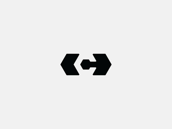 Negative Space Logo Design For Inspiration - 8